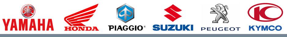 En Motocentro: Yamaha, Honda, Piaggio, Suzuki, Peugeot, Kymco...